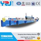 pp straps band making machine
