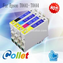 T0441 Compatible ink cartridge for Epson T0441 T0442 T0443 T0444 zhuhai