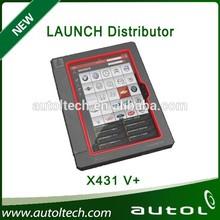 2015 New Arrival Launch X431 V+ Super Auto Diagnostic tool X-431 V+ Multi-language OBD2 Bluetooth Scanner