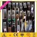 De China 6063 t5 y t6 de aluminio de extrusión, Chatarra de aluminio por kg, De aluminio de extrusión 2015