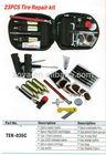 23 pcs Nylon Bag Motorcycle Tubeless Repair Tire Puncture Kit