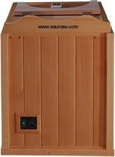 New desigh home infrared sauna half-body sauna,fat burning sauna for belly
