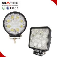 Two type best price led work lamp magnetic base or universal off road led work light 24w 27w 40w 48w 51w 60w 70w 96w 144w 185w