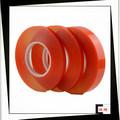 la iso y sgs certificado claro de poliéster fuerte de doble cara de silicio cintas adhesivas