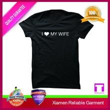 Latest full sleeve fashionable t-shirt printing hong kong