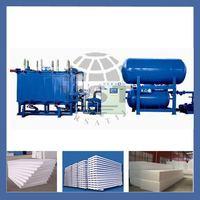 High Precision Thermocol Vacuum Insulation Block Machine