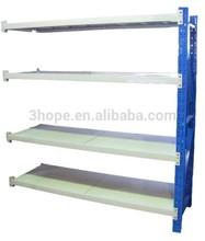 Add-on unit,Easy installation medium storage racking, longspan rack, medium-duty shelving