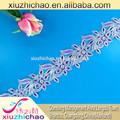T0298-2-b costura branca blusas de tecidos rendas