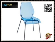 Most comfortable side plastic chairs for events with steel legs