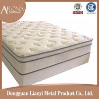 Sleep well bonnell spring mattress,five star mattress,kingdom mattress in China