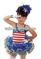 kids adorable girls Pettiskirt -Ruffles skirts tutu-children ballet dress
