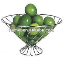 Modern artificial fruit basket