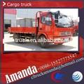 China 4x2 camiones ligeros, 6t la calle dongfeng camiones ligeros, la luz 124hp dimensiones del carro