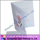 visiting card/wedding card printing Chinese supplier