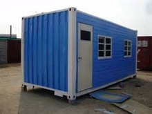 easy install storage container house
