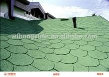 Fish-scale Roof Tile / Asphalt Shingle