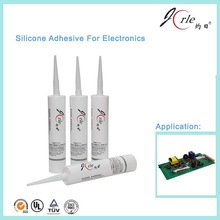 high temperature silicone adhesive sealants for electronic