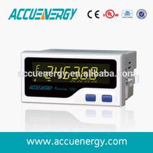 acuvim 102 serie di display digitale monofase misuratore di potenza