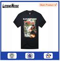 Individuell hohe- Qualität gedruckten oem t- shirt mit cooles Bild