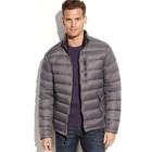 Heavyweight stand collar packable down jacket shop