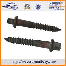 Acciaio al carbonio di grado 5,6 as1085.8 35# ferrovia/ferrovia cane punte per legno cravatta