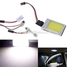 12V led dome for interior auto car taxi led light lamp 24Led panel