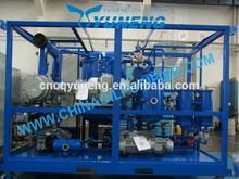 CHINA ZJA Series Movable Vacuum Transformer oil dehydration plant