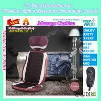 Heated Massage Throw Pillow, Thai massage cushion(1in3) ,F-890A vibrating back massage cushion