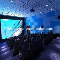 convenient 5d auto cinema simulator machine with game chair on sale