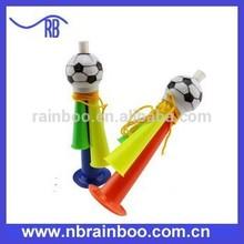 Hot selling worldcup cheap plastic football fan vuvuzela plastic horn ABMA211