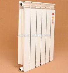 Europe model die-casting hot water wall mounted heatting aluminum steel radiator