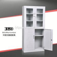 IGO-008 New Designed Practical Movable office metal filing cupboard