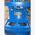 treliças de telhado de aço da canaleta u dá forma à máquina para os clientes estrangeiros