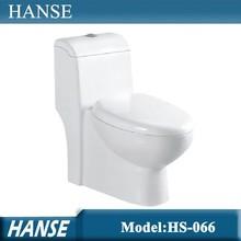 HS-066 standard toilet dimensions/ toilet dimensions/ one piece toilet factory
