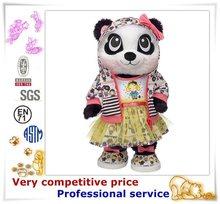 Wholesale Custom Panda Animal Plush Toy, giant panda