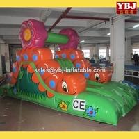 2015 New design hot sale good quality popular flower insect kids bed slide