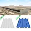 Corrugado de alta calidad de PVC Techos Azulejos
