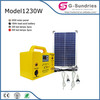 Own factory custom made solar power bag