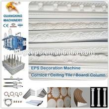 Beautiful Interior Automatic Styrofoam Building Cornice Production Line