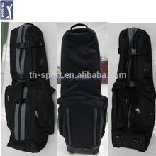 1680D Hard case golf travel bag