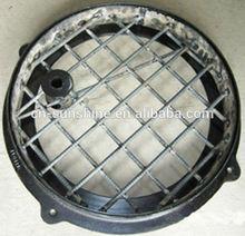 B125 C250 D400 E600 F900 Concrete Sewer Manhole Cover