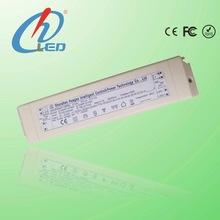 20w 30W 40W plastic cover dali led driver 1250ma for LED panel light with ce rohs