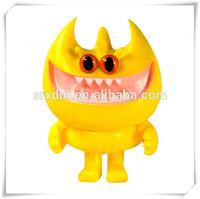 oem Kaiju peaky toys 3 inches, toys cartoon network, interactive cartoon plastic toys