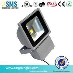 factory supply IP65 Epistar / Bridgelux 70w led flood light