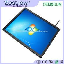 15 inch WIFI Industrial All In One PC, All In One PC WIFI mini pc windows, Intel Core I3