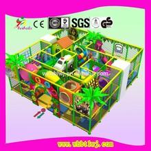 Indoor Children Playground Soft Play Small Indoor Playground