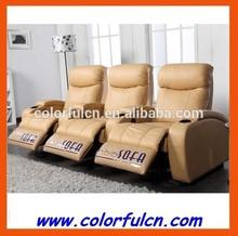 Cheers mobili divano reclinabile/lusso divano reclinabile/ls607 divano recliner elettrico