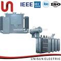 unisun 66kv 1600 kva ferida núcleo transformator transformador de energia elétrica