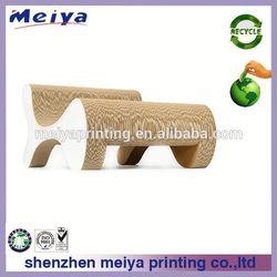 Meiya new wholesale corrugated cardboard cat scratchers