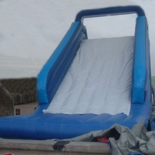 outdoor simple inflatable slide
